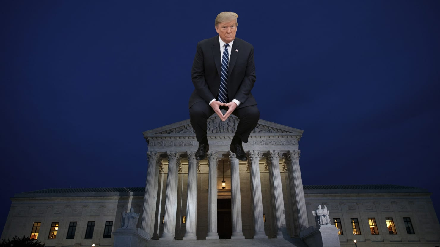 Here's How Trump's Supreme Court Will Put the Screws to President Biden