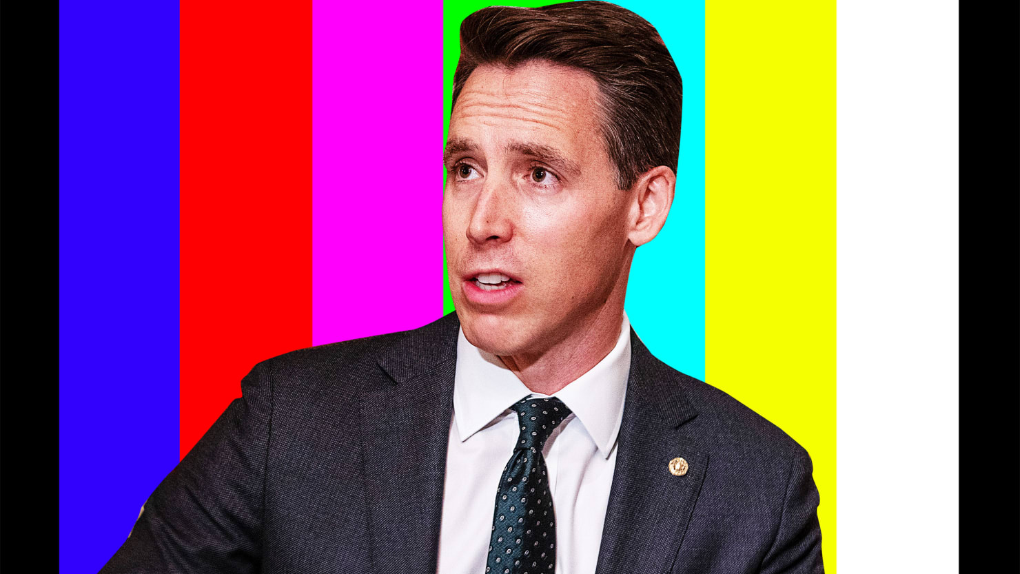 Too Many Dead Capitol Cops for Josh Hawley to Pretend He's Innocent