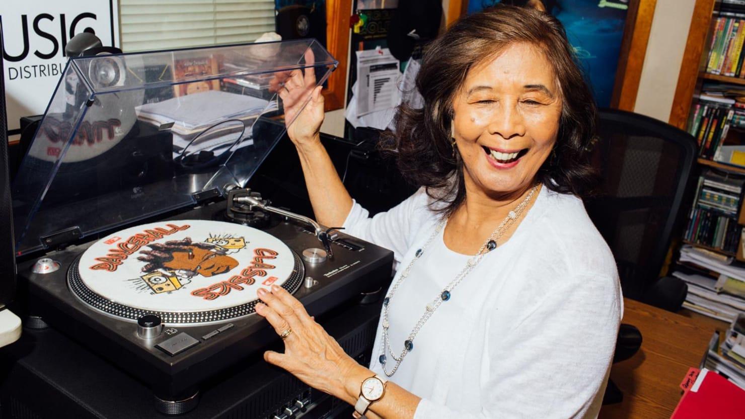 """The 4'11"""" Grandma Who Rules Reggae"""
