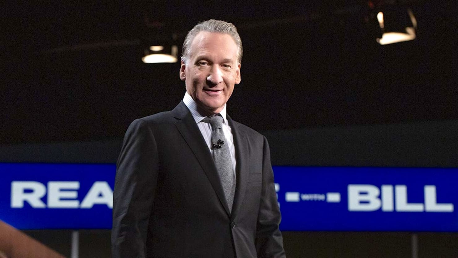 Bill Maher: Racism in America Is Exaggerated