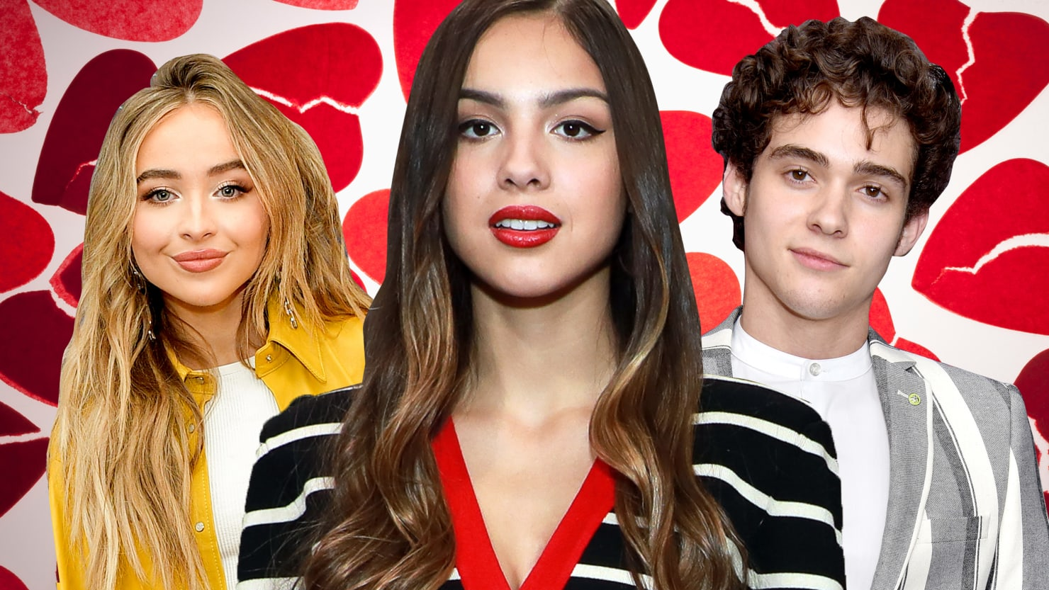 Inside the Messy Disney Love Triangle Dominating the Pop Charts