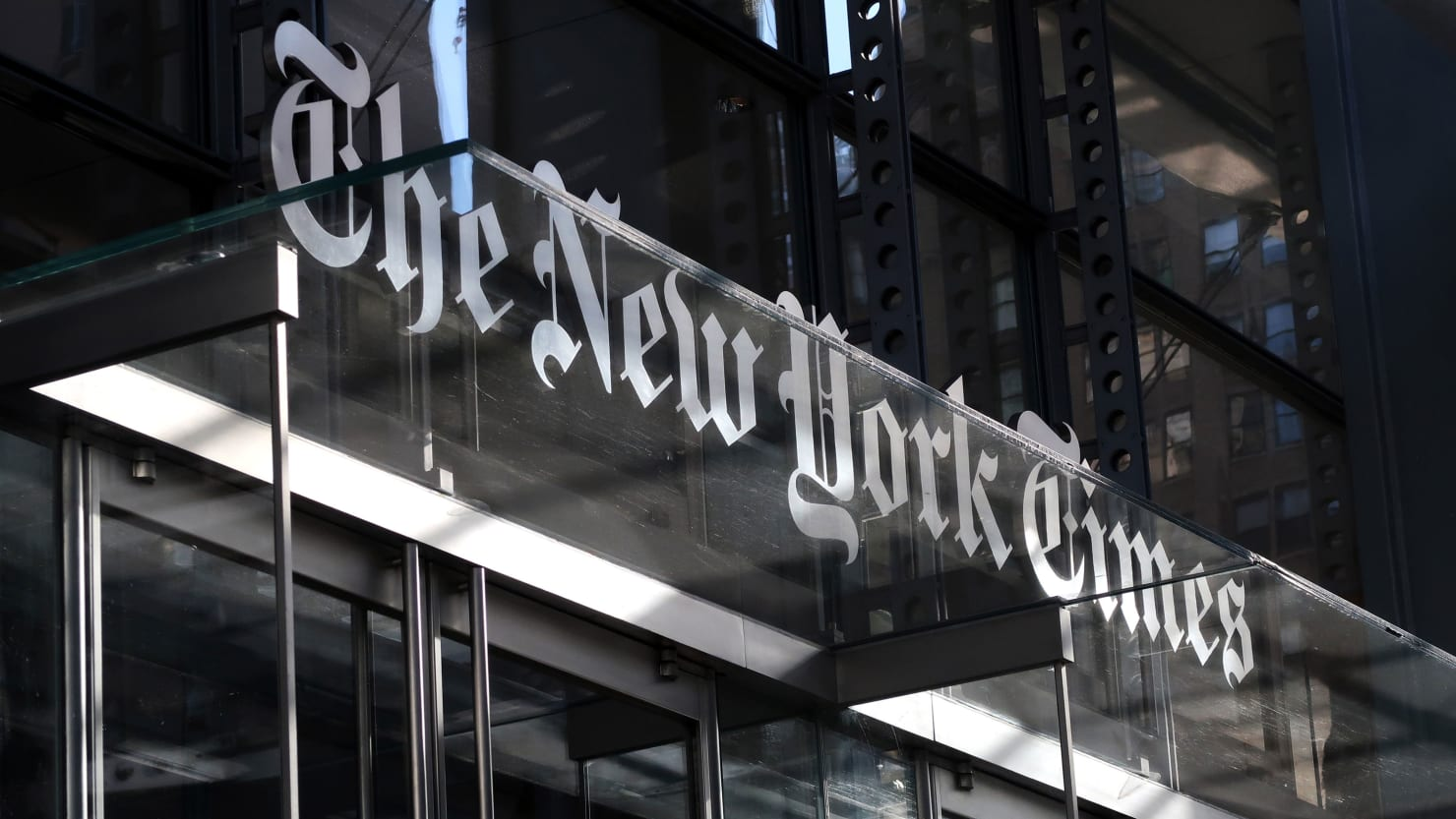 Star NY Times Reporter Accused of Using 'N-Word,' Making Other Racist Comments