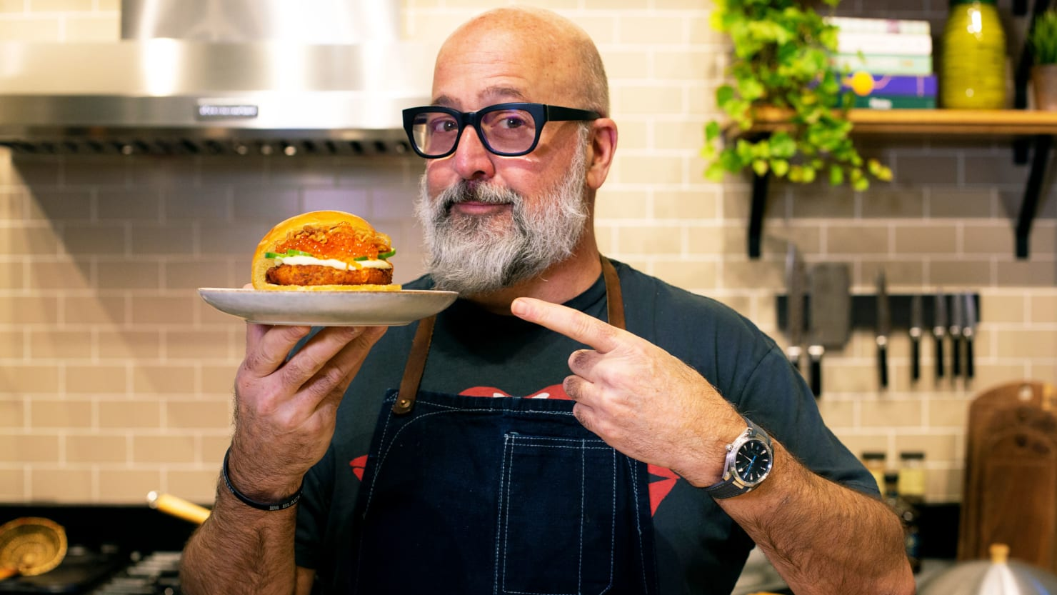 10 Rounds with Andrew Zimmern and his Super Bowl Party Menu