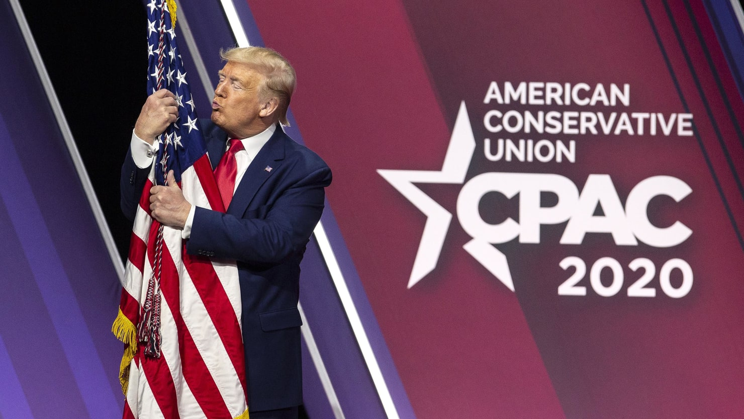 CPAC Goes Back to the Future, Doubles Down on a Proven Loser