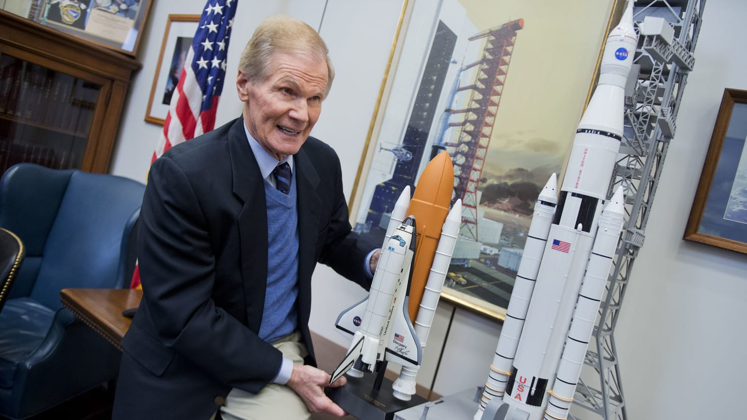 NASA Veterans Baffled by Reported Biden Pick to Lead Agency