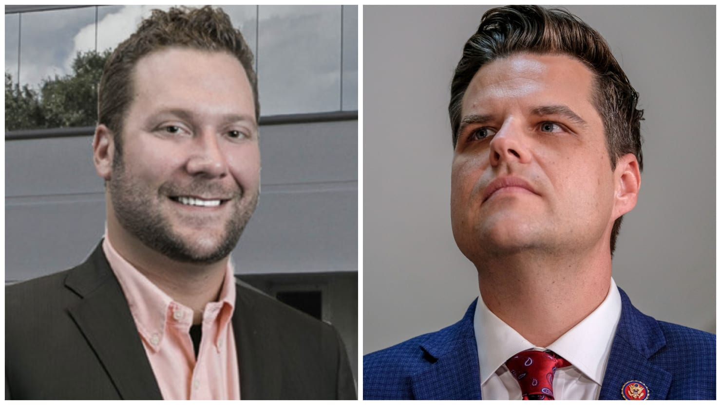 Gaetz Paid Accused Sex Trafficker, Who Then Venmo'd Teen