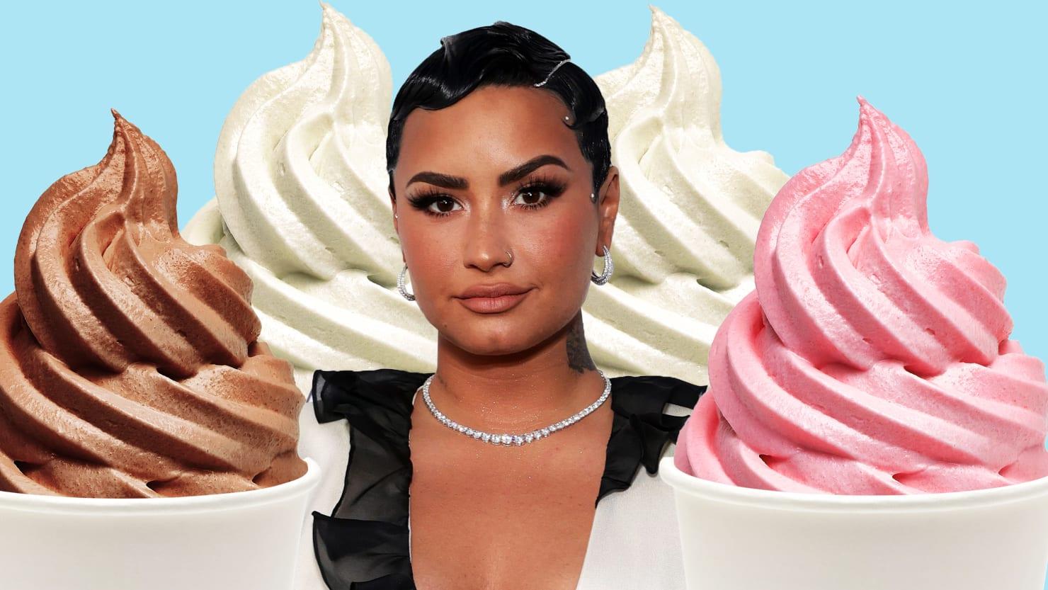 Demi Lovato's ridiculously privileged crusade against a frozen yogurt shop