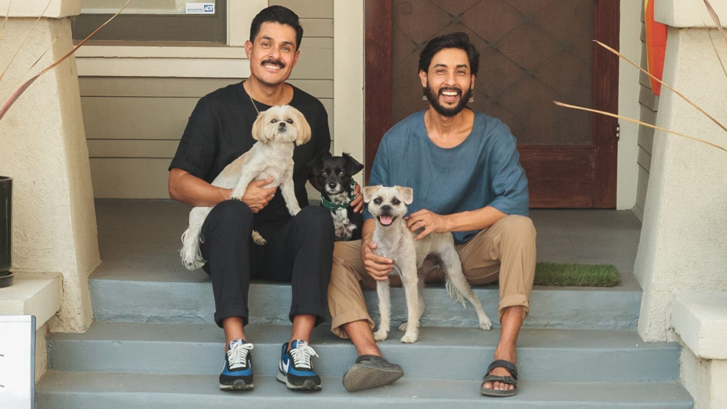 How Pets Helped These LGBTQ Families Survive the Pandemic
