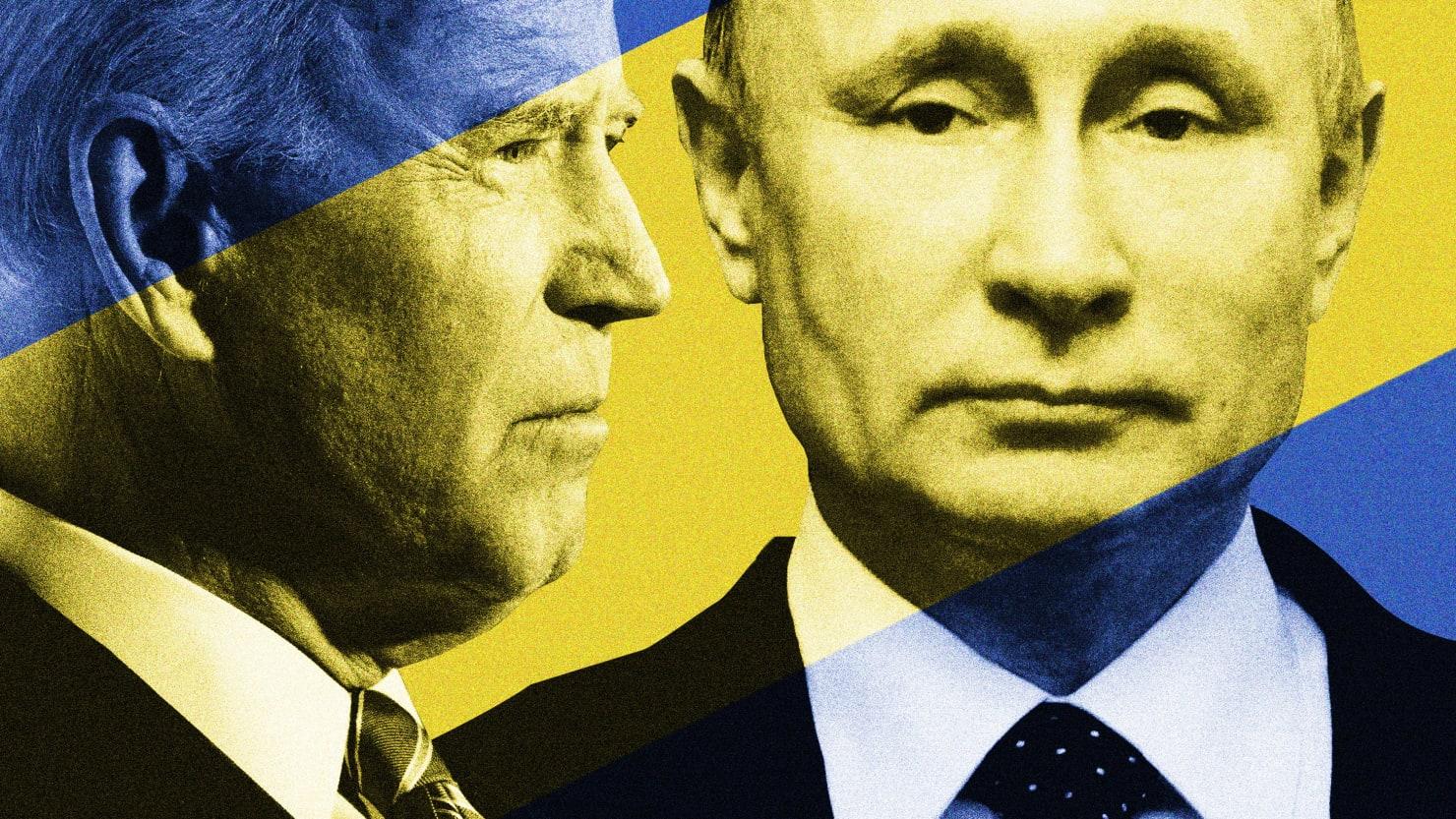 Biden's First International Test: Can He Save Ukraine From Putin?