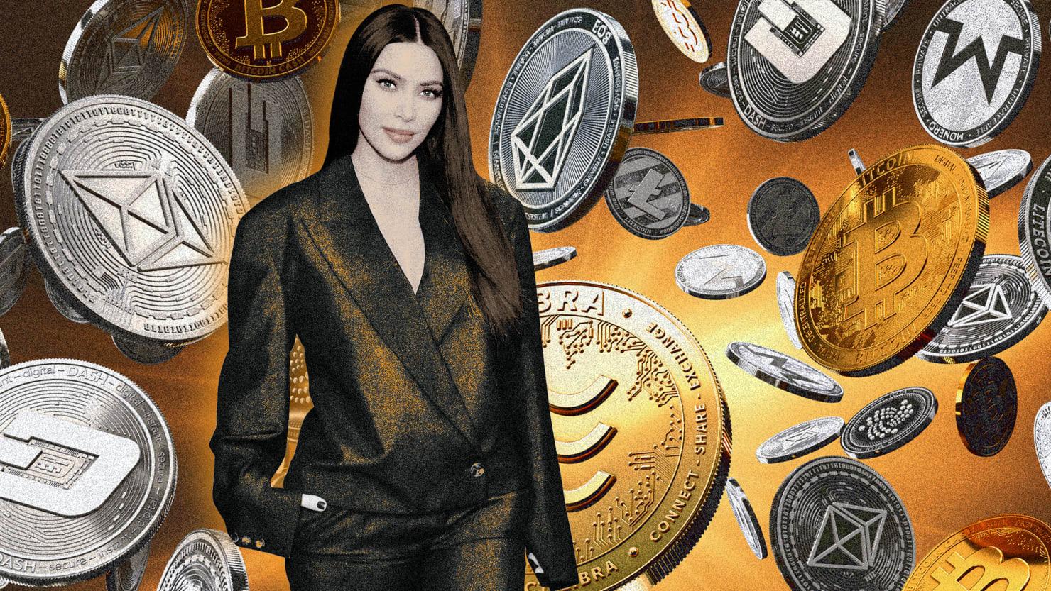 Why Is Kim Kardashian Hawking a Sketchy New Cryptocurrency?