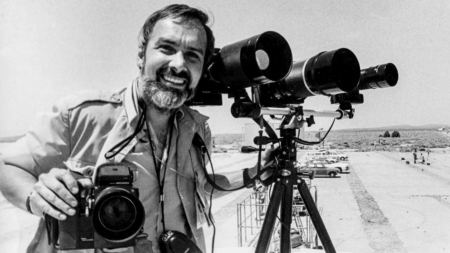 A Lost Camera Case Opens Memories of a Photojournalist's Life