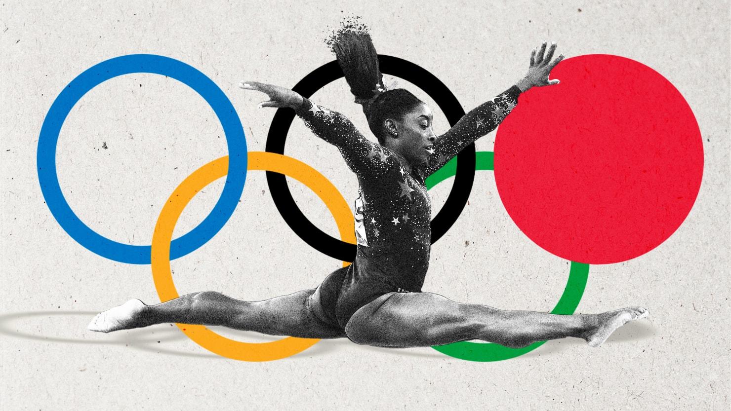Olympic 'Purity' Pundits Slam Biles in Racist, Transphobic Media Tirade