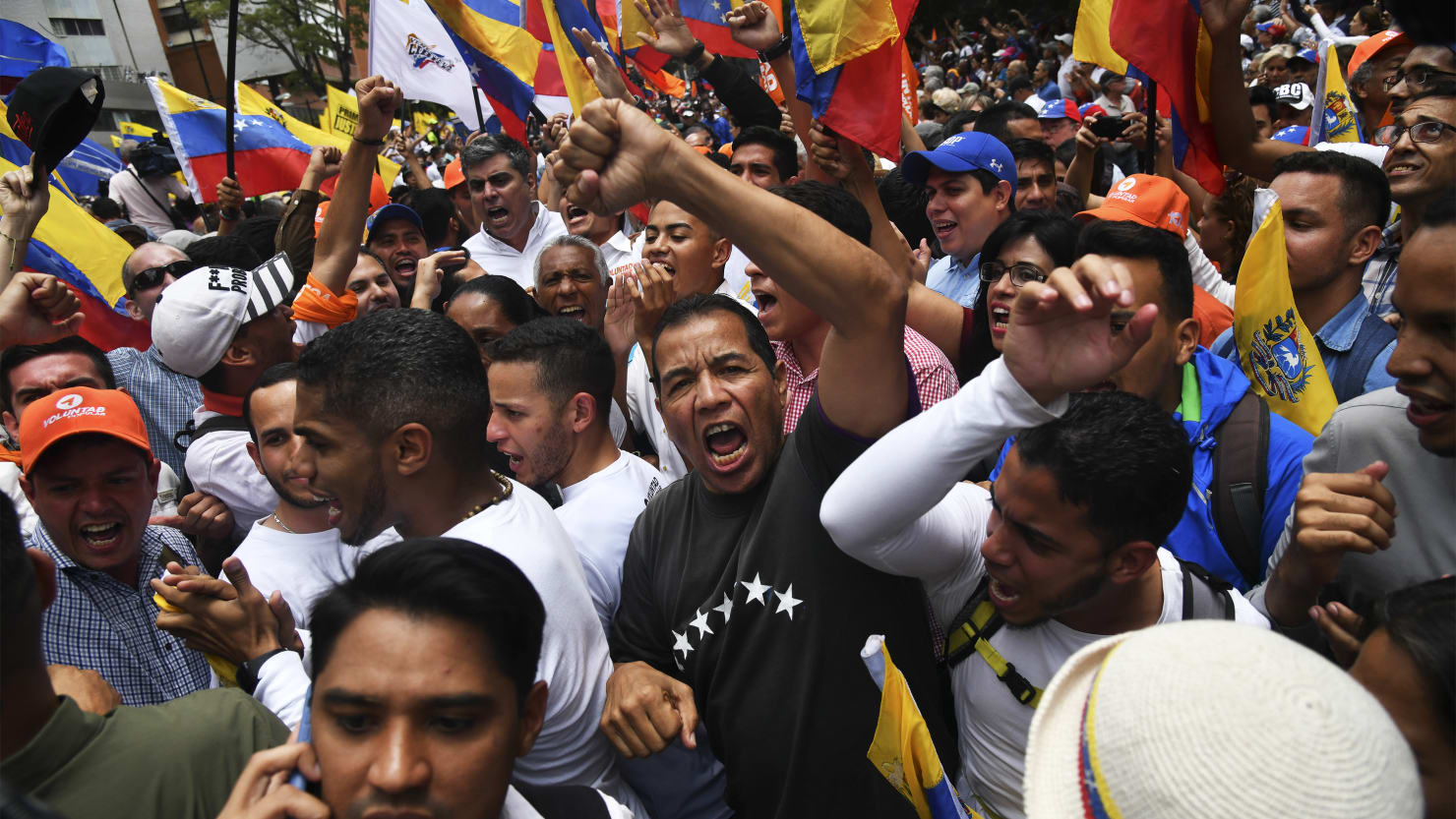 Capturing Venezuela's Descent Into Socialist Hell