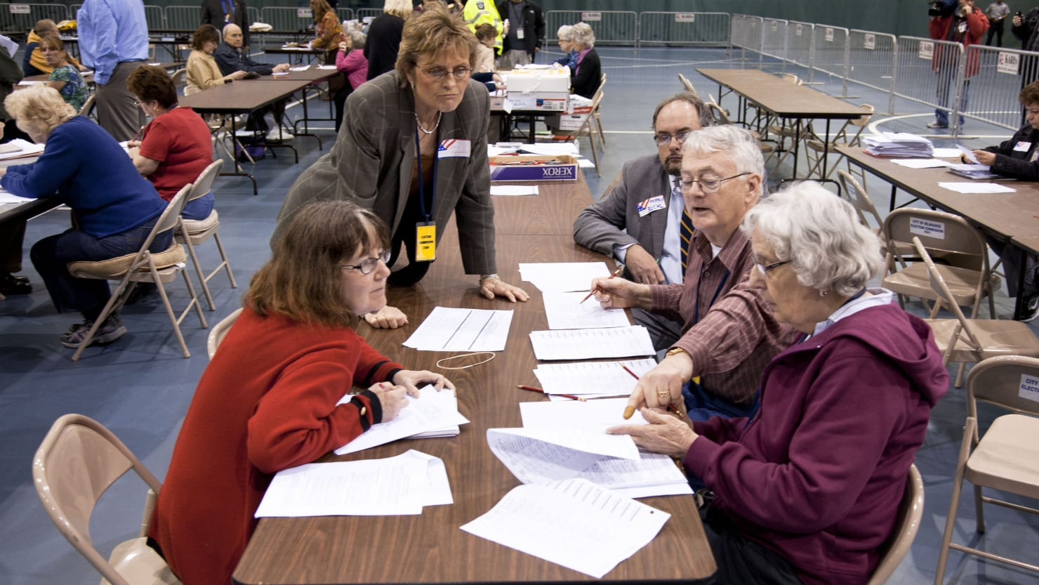 Wisconsin GOP Stiffing Counties on Trump Recount Payments