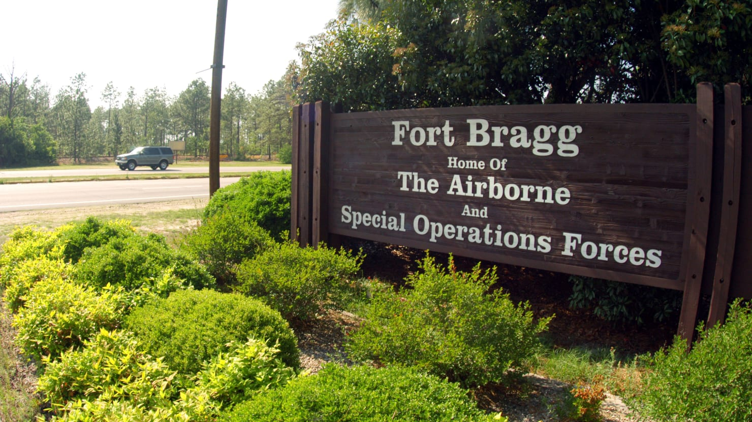 Pubic Hair-Enthused Fort Bragg Twitter Account Gets Very Horny