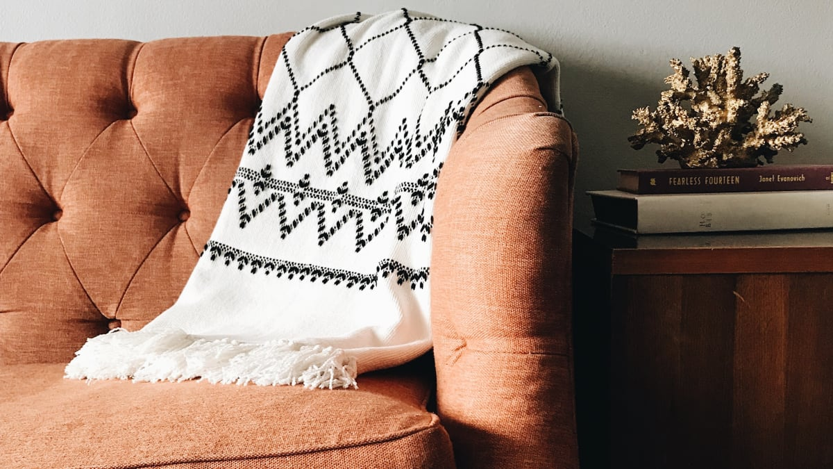 The Best Throw Blankets to Wrap Yourself In