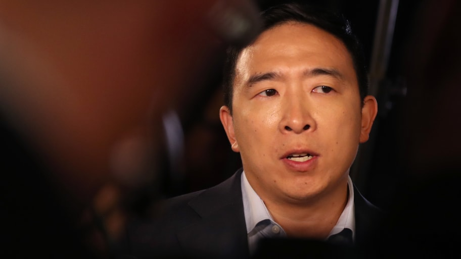 Democratic Presidential Candidate Andrew Yang's Ex-Employee Claims He Fired Her for Getting Married