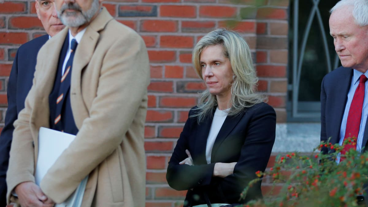 College Admissions Scandal: Jane Buckingham, Author of 'Modern Girl's Guide to Sticky Situations,' Sentenced