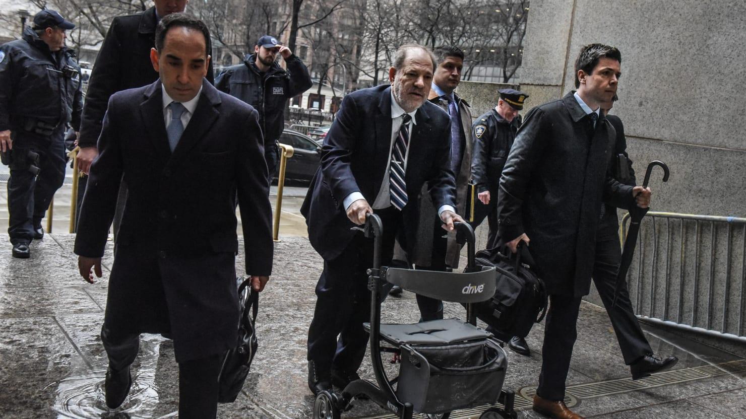 Weinstein Jury Foreman Speaks Out After Verdict: 'It Was Devastating'