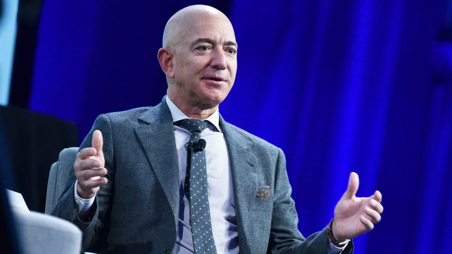 Bezos Pledges $10 Billion to Climate Change Fight. He's Got $120 Billion Left.