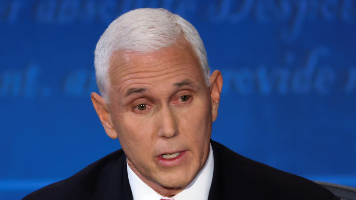 Pence Says Trump Respects Science, Then Ignores Science on Climate Change