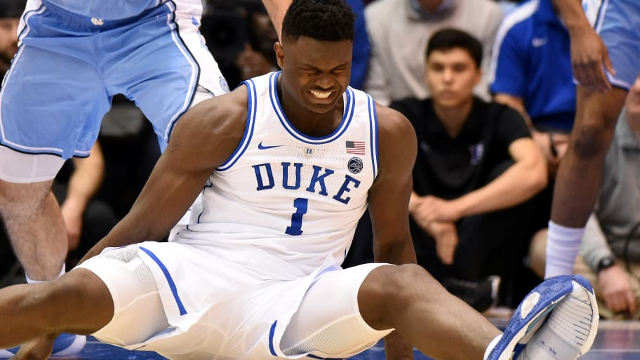 3f5e704253e USA TODAY Sports. Nike says it s looking into any possible design flaws  after superstar Duke freshman Zion Williamson was injured when his shoe blew  ...