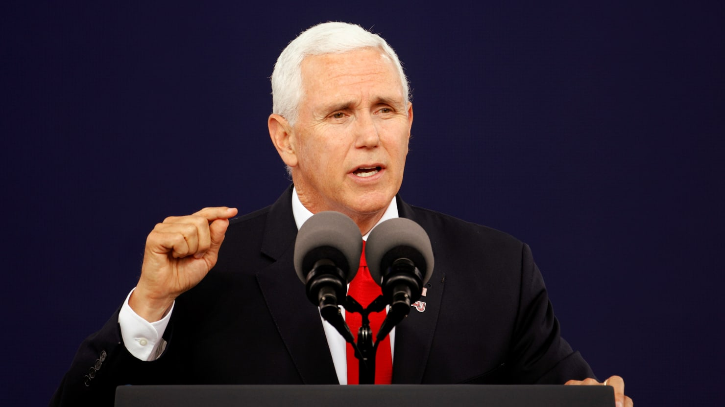 Vice President Mike Pence to Graduates: Prepare to Be 'Shunned' for Being Christian