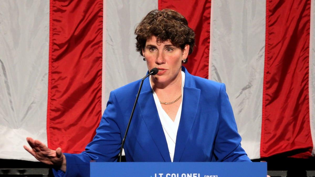 Democrat Marine Aviator Amy McGrath Announces Campaign to Unseat Senator Mitch McConnell