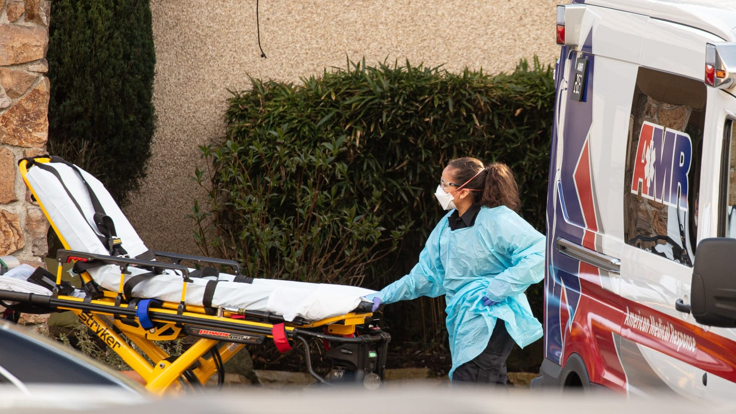 7 Senior Citizens Died of COVID-19 After Nursing Home Staffers Attended Wedding