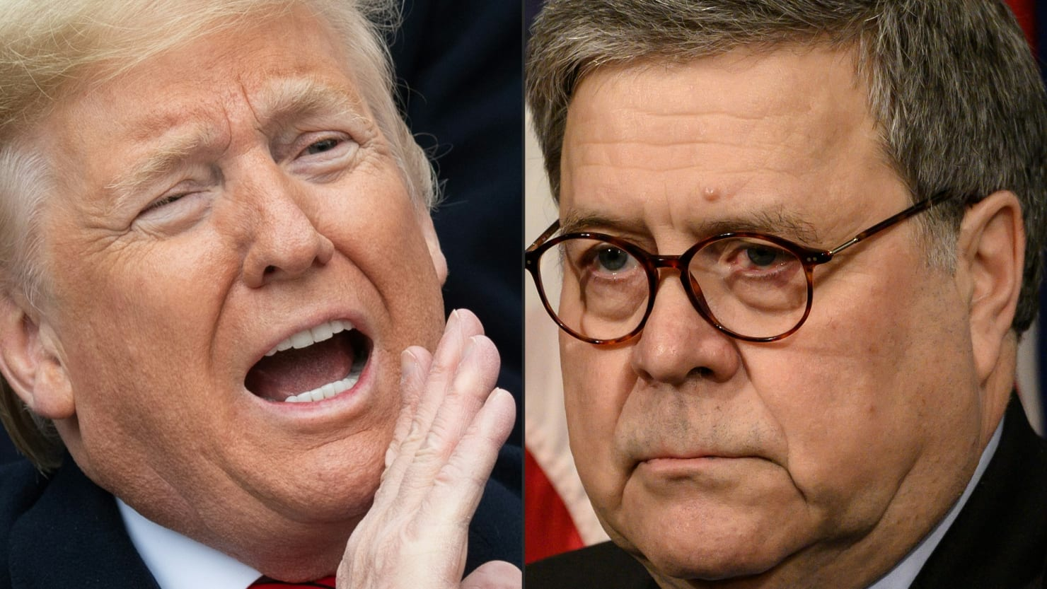 More Than 1,100 Former Department of Justice Employees Have Signed a Letter Demanding Bill Barr's Resignation