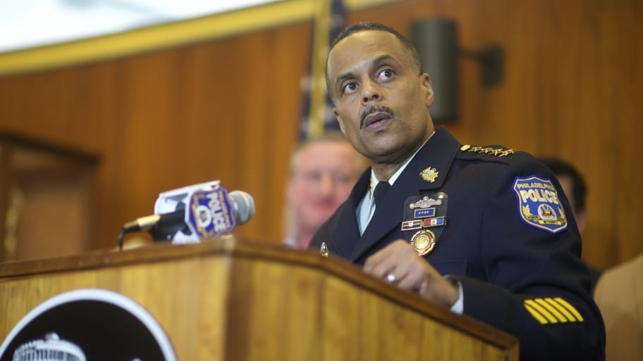 Richard Ross: Philadelphia Police Commissioner Abruptly Resigns