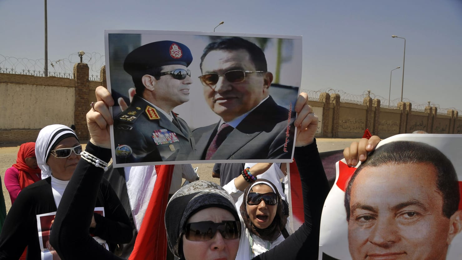 How the Power of Protest Died in Egypt