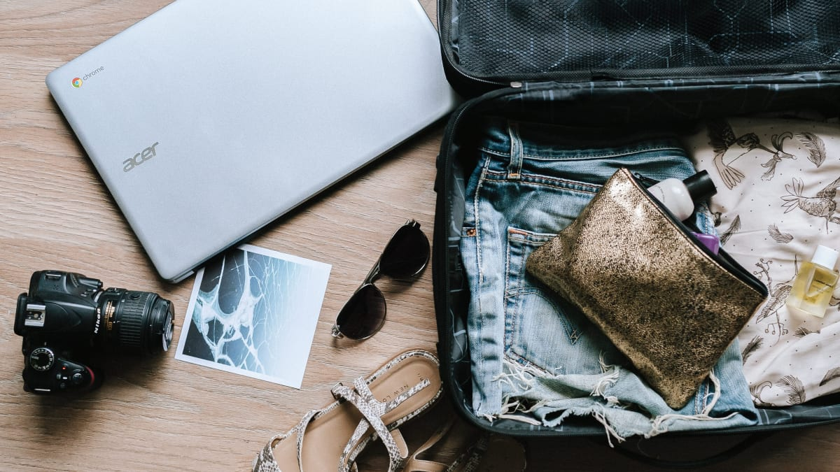 The Best Packing Cubes, Locks, and Other Essentials for a Frequent Traveler