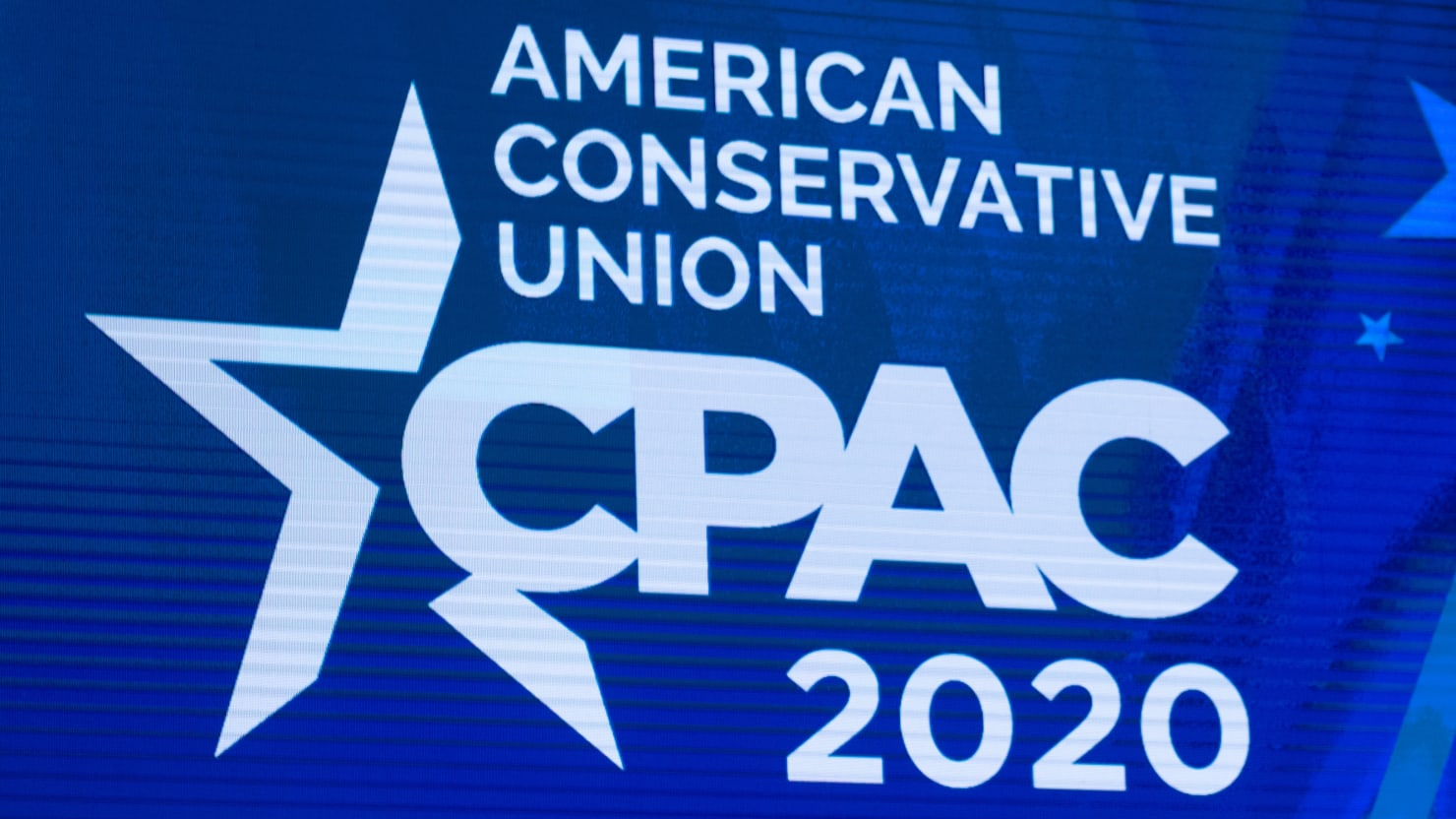 CPAC Yanks Speaker After Anti-Semitic, Pro-Pizzagate Posts Surface