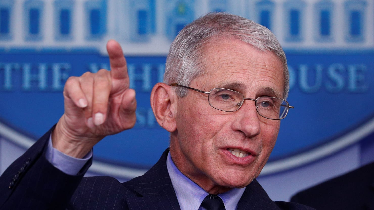Fauci Urges All States to Issue Strict Stay at Home Orders