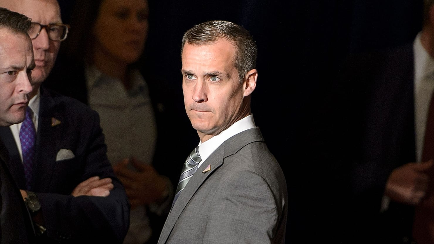 What Can Ex-Trump Aide Corey Lewandowski Say on CNN?