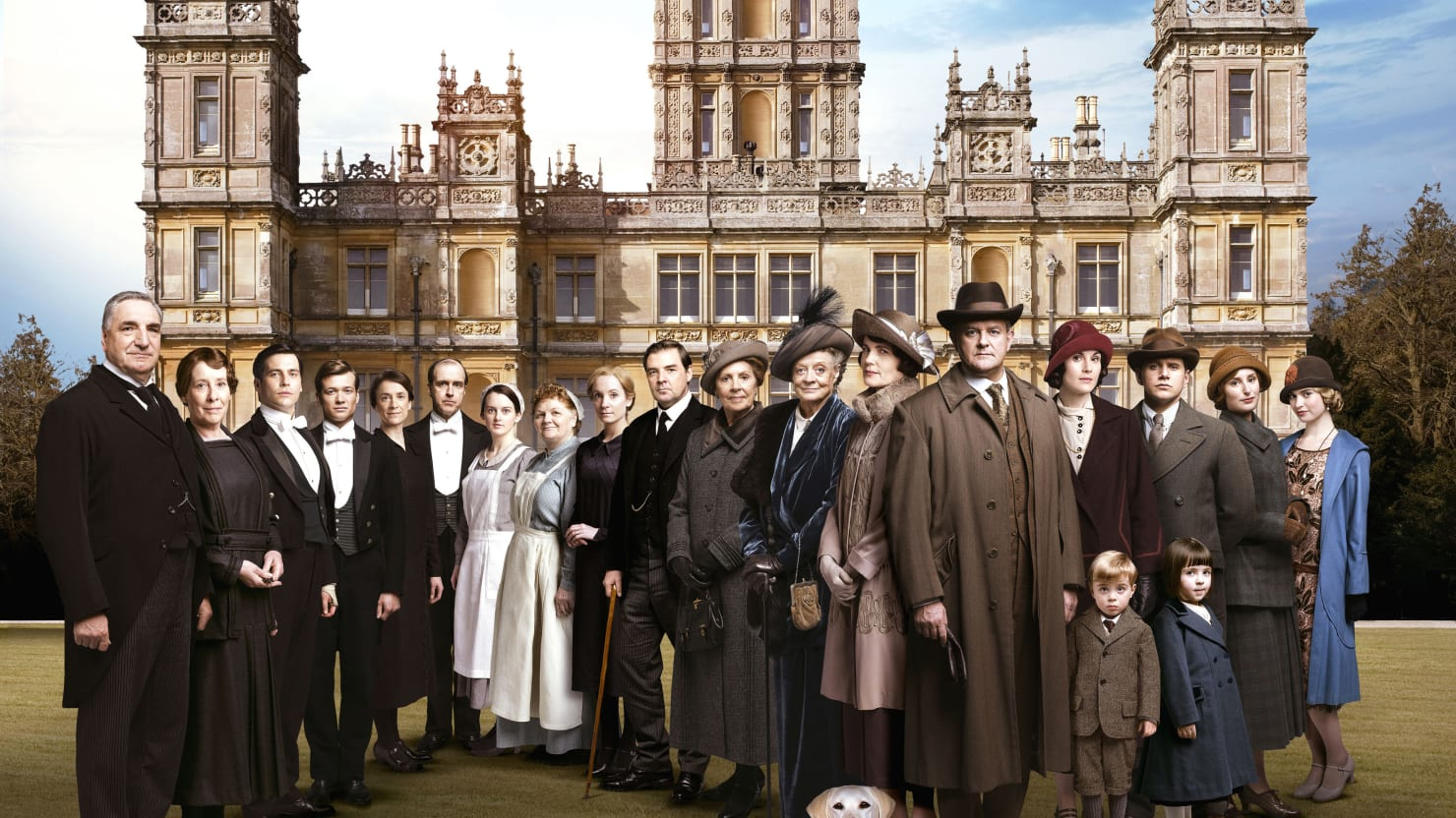 What Made 'Downton Abbey' So Magical? Tim Teeman Speaks To PBS