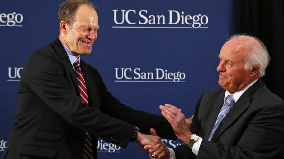 Billionaire Denny Sanford Gives $100 Million to UC San Diego to Study Compassion After Meeting Dalai Lama