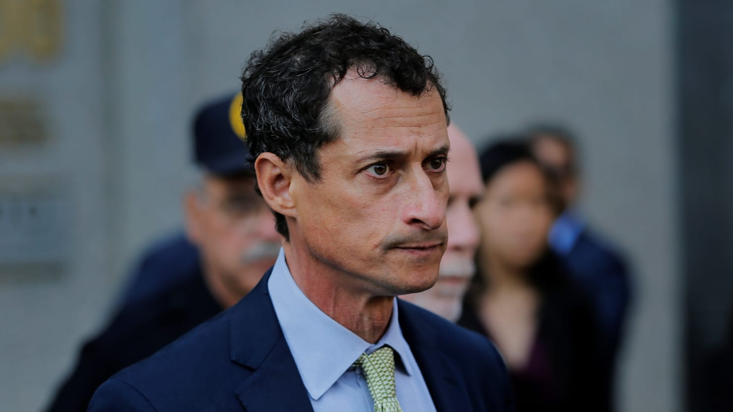 Anthony Weiner Designated as Level-One Sex Offender