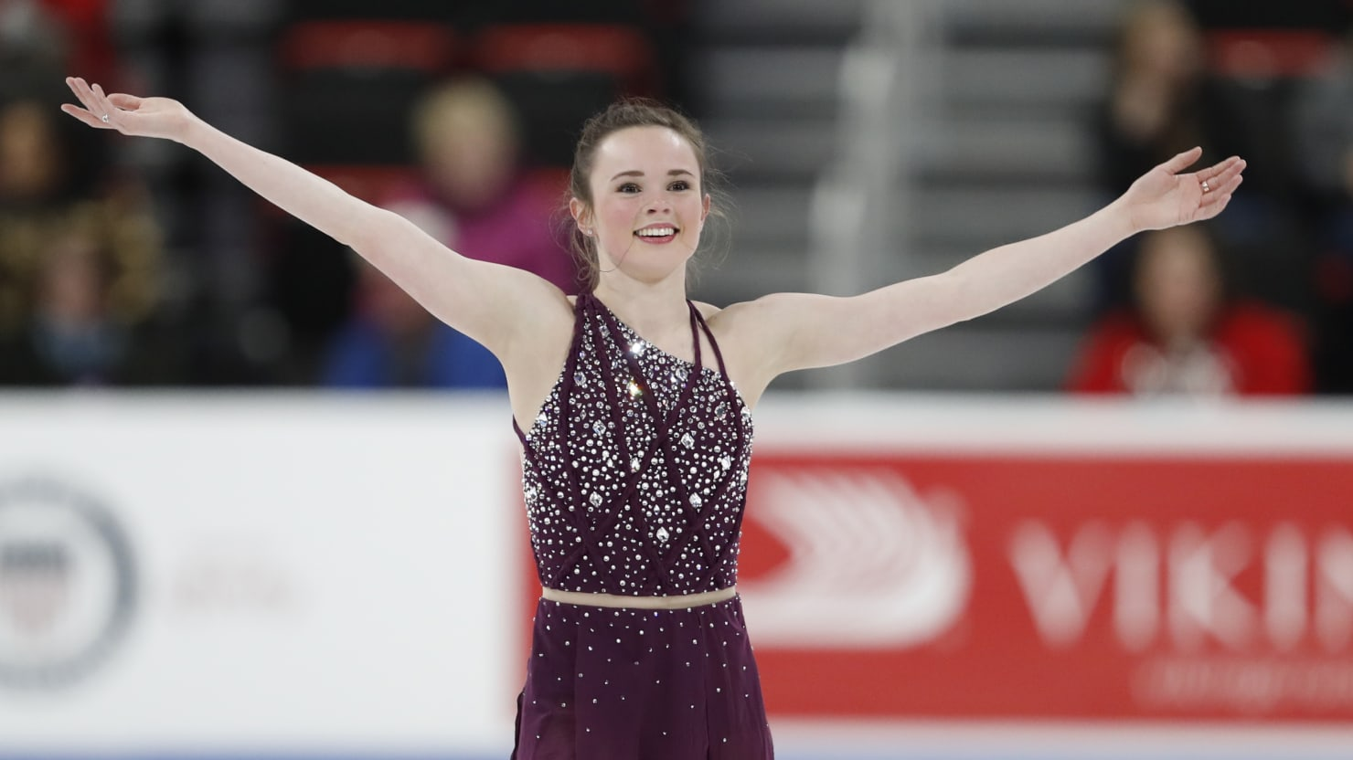 American Figure Skater Accused of Slashing South Korean Rival on Purpose