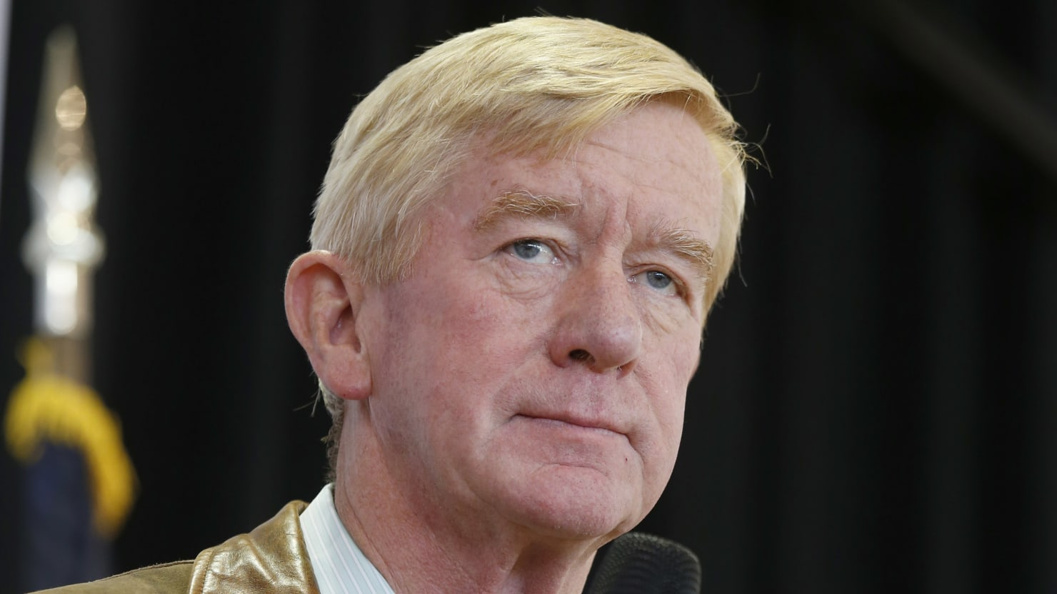Bill Weld: I'm Running Against Trump in the Republican Primary