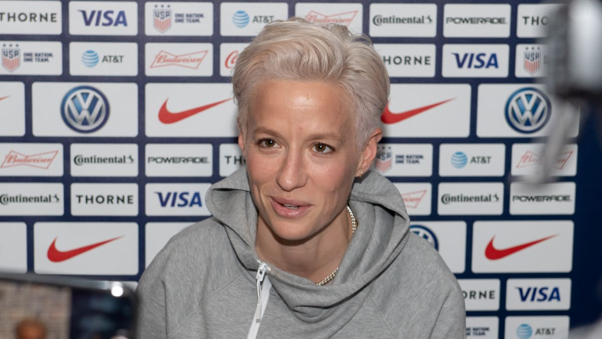U.S. Women's Soccer Star Megan Rapinoe: 'I'm Not Going to the F*cking White House'