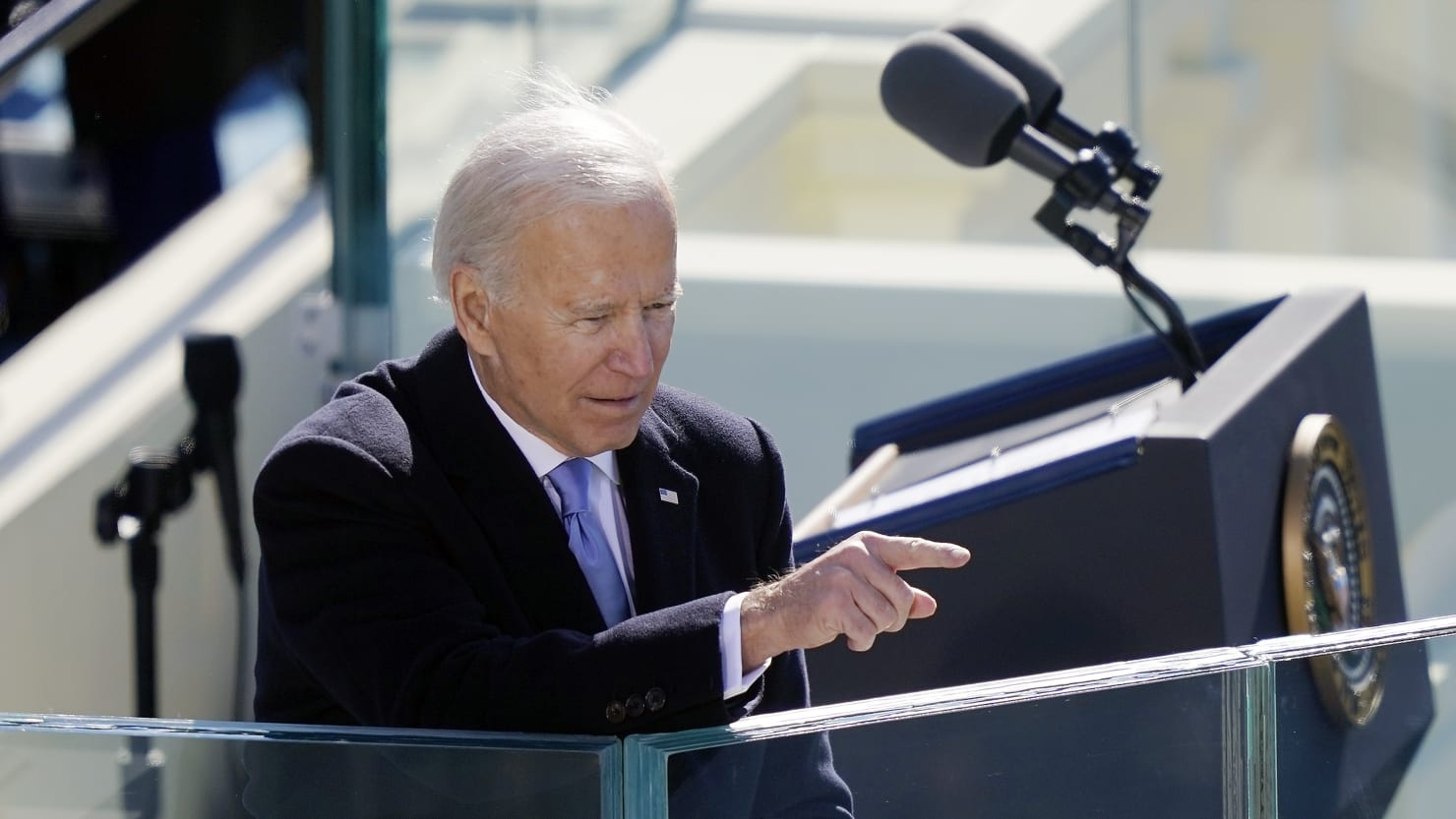 Twitter Carries Out Peaceful Transfer of Power, Gives Biden @POTUS Account