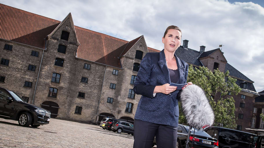 Mette Frederiksen: Danish Prime Minister Says She Wasn't Being Nasty to Trump