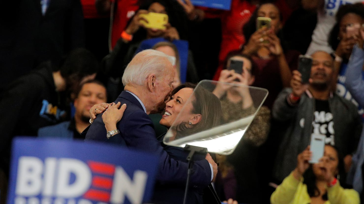 Sen. Kamala Harris Tapped As Joe Biden's VP