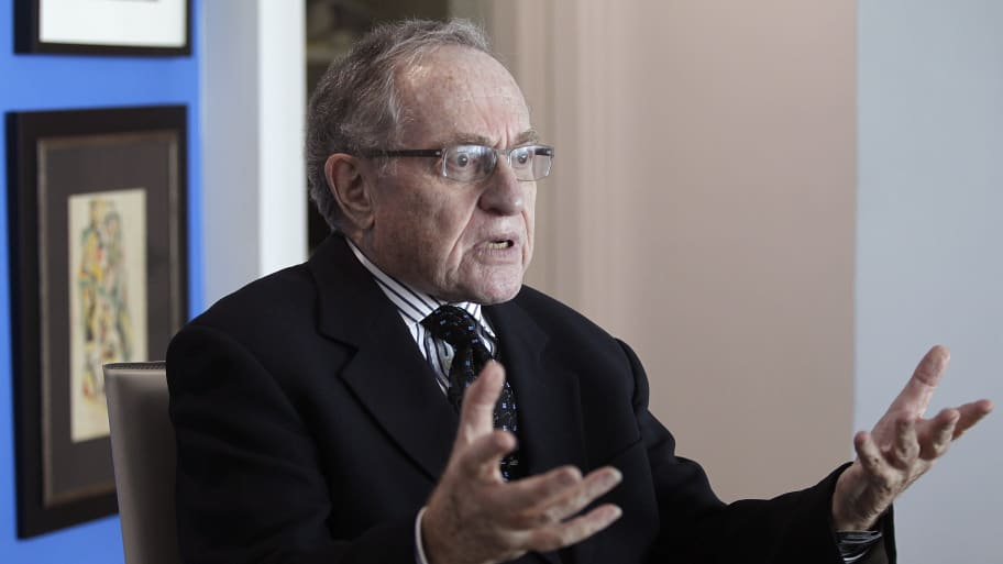 Alan Dershowitz's Wife Caryoln Cohen Blames #MeToo For Accusations Against Her Husband