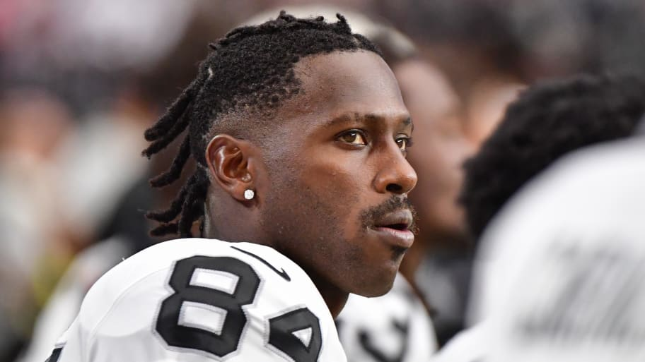 NFL Star Antonio Brown Sued by Chef in Dispute Over a Fish Head