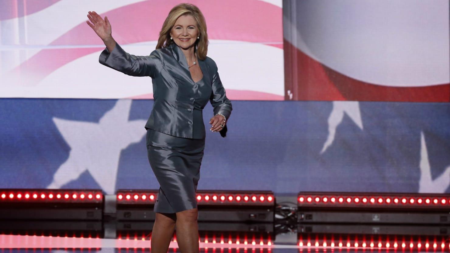 Marsha Blackburn Launches Senate Bid to Replace Retiring ...