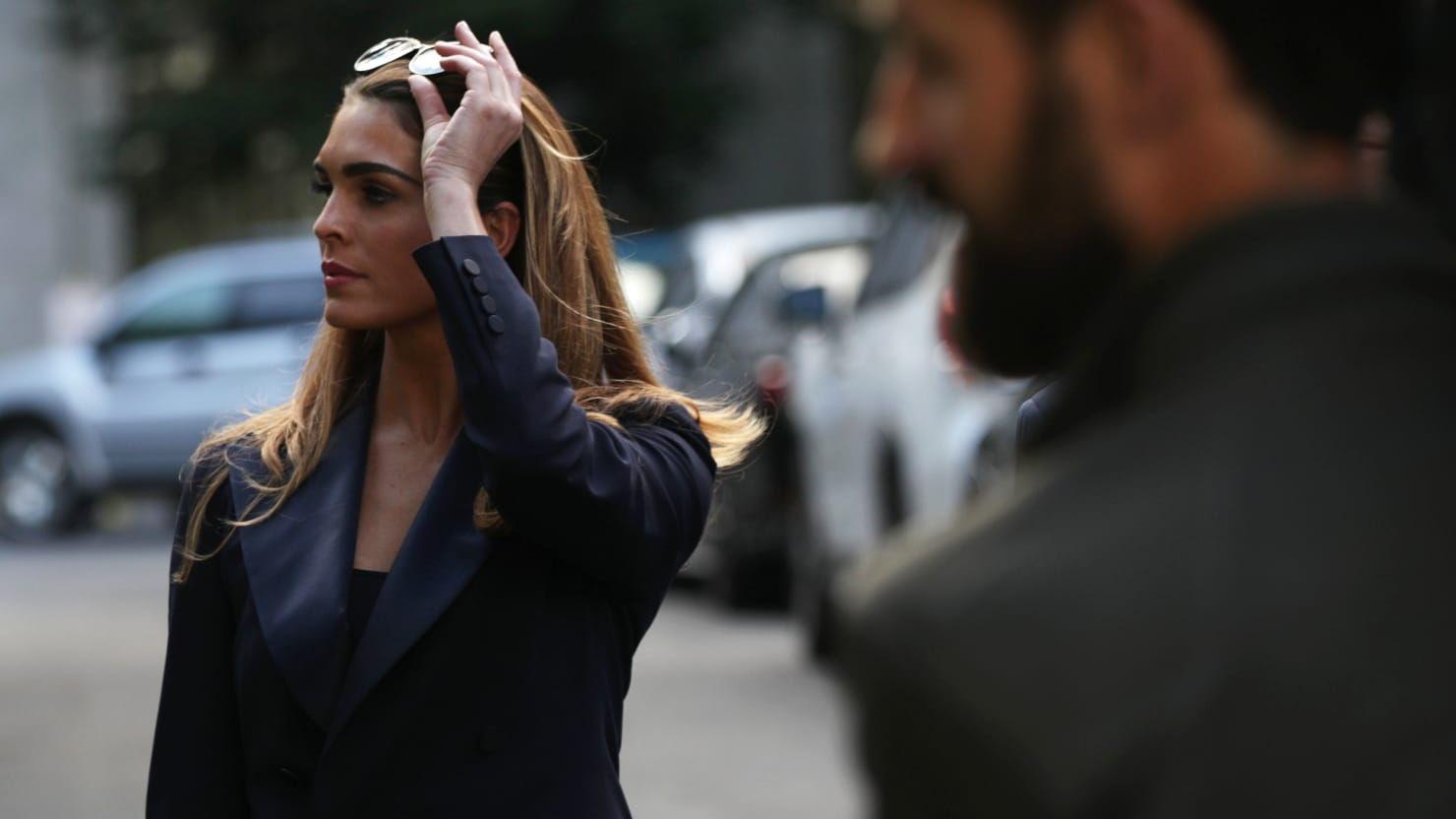 Transcript of Hope Hicks' Closed-Door Interview With Lawmakers Released