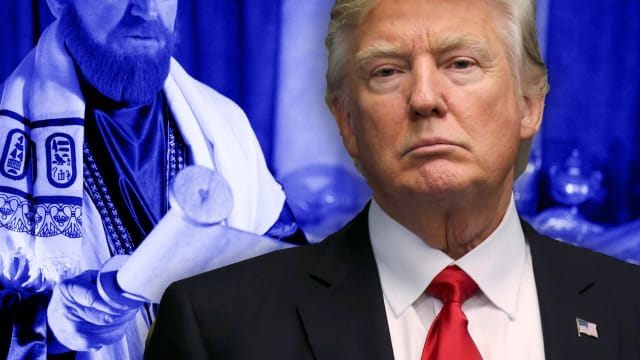 Why are Rabbis throwing away their shot to speak truth to Trump?